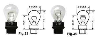 automotive light bulbs 3156 3157