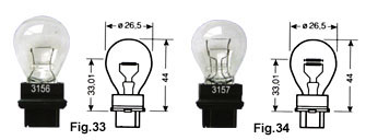 automotive light bulbs 3156 3157