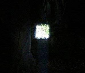 flashlight focusing